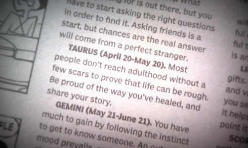 My Horoscope
